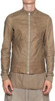 Rick Owens Sternberg Leather Jacket