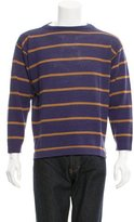 Luciano Barbera Striped Wool Sweater