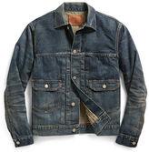 Ralph Lauren RRL Denim Trucker Jacket