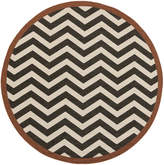Asstd National Brand Seaforth Indoor/Outdoor Round Rugs