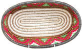 All Across Africa Cherry Bread Bread Basket - Red
