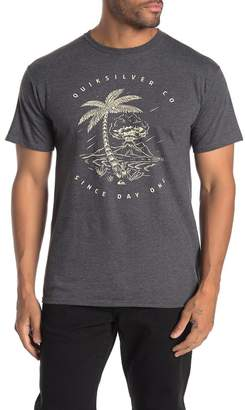 Quiksilver Since Day One Short Sleeve T-Shirt