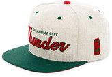 Mitchell & Ness OK City Brushed Heather Holiday Snapback