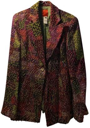 Christian Lacroix Multicolour Jacket for Women Vintage