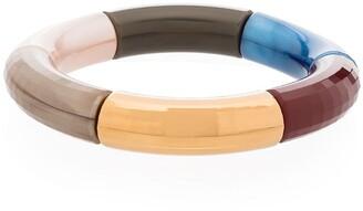 KYOTO TANGO Resin-Pearl Slip-On Bracelet