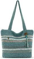 The Sak Riveria Striped Tote Handbag