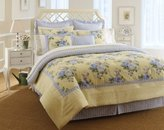 Laura Ashley Laura Ashley, Caroline Collection, Bed in a Bag, Queen