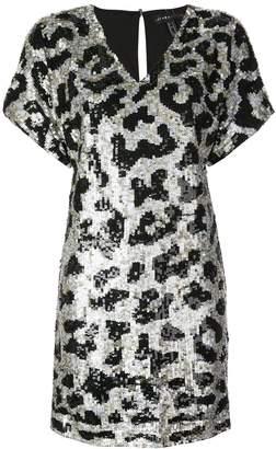 Aidan Mattox sequined short dress