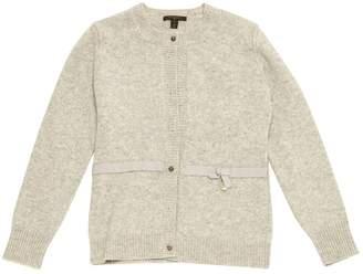 Louis Vuitton Beige Wool Knitwear