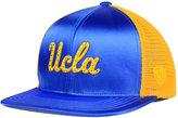Top of the World Women's UCLA Bruins Big Faux-Satin Snapback Cap