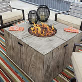 Laurel Foundry Modern Farmhouse Lilah Polyresin Propane Fire Pit Table
