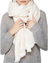 Mint Velvet Herringbone Blanket Scarf