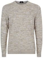 Boss Melange Knit Jumper