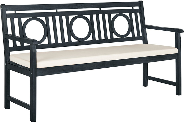 Safavieh Montclair 3 Seat Bench