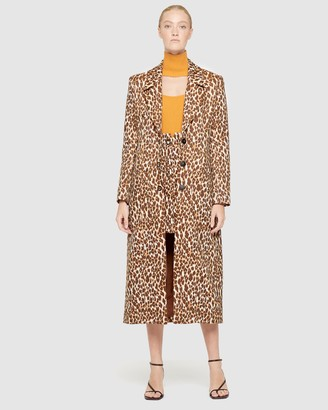 Manning Cartell Australia Run the World Coat