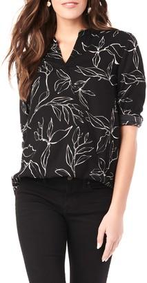 Loyal Hana Evelyn Maternity/Nursing Wrap Shirt