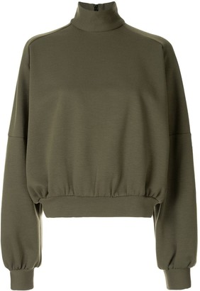 Strateas Carlucci Turtleneck Sweatshirt