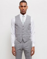 Super 100s Wool Waistcoat