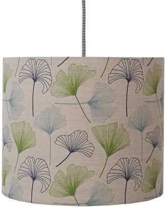 Rosa & Clara Designs Gingko Leaves Lampshade Medium