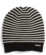 MICHAEL Michael Kors Women's Double Links Wool & Cashmere Hat - Black