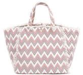 Melissa Odabash Ibiza Aztec Cotton Tote Bag