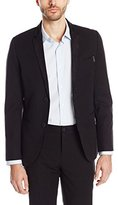Howe Men's Mod Squad Windowpane Blazer