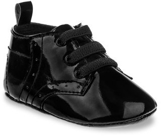 Joseph Allen Classy Patent Leather Infant Dress Shoe (Infant Boys)