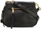 Marc Jacobs Women's Black Leather Shoulder Bag.