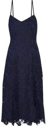 Alice + Olivia Alice+olivia Guipure Lace Dress