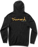 Diamond Supply Co. Men's OG Script Pullover Hoodie L