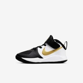 Nike Little Kids' Shoe Team Hustle D 9