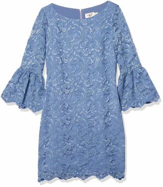 Brinker & Eliza Women's Bell Sleeve Shift Dress