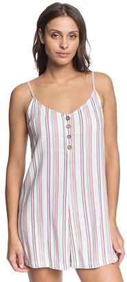 Roxy Coconut Sunshine Stripe (Blue Heaven/Stars Stripes) Women's Dress