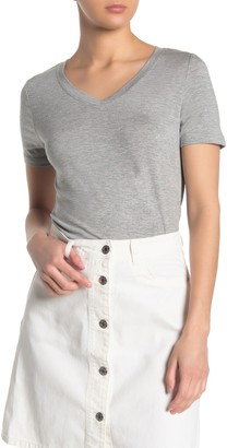 Noisy May V-Neck Short Sleeve T-Shirt