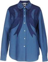 M Missoni Denim shirts - Item 42592626