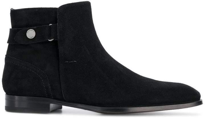 Ermenegildo Zegna Stivaletto boots