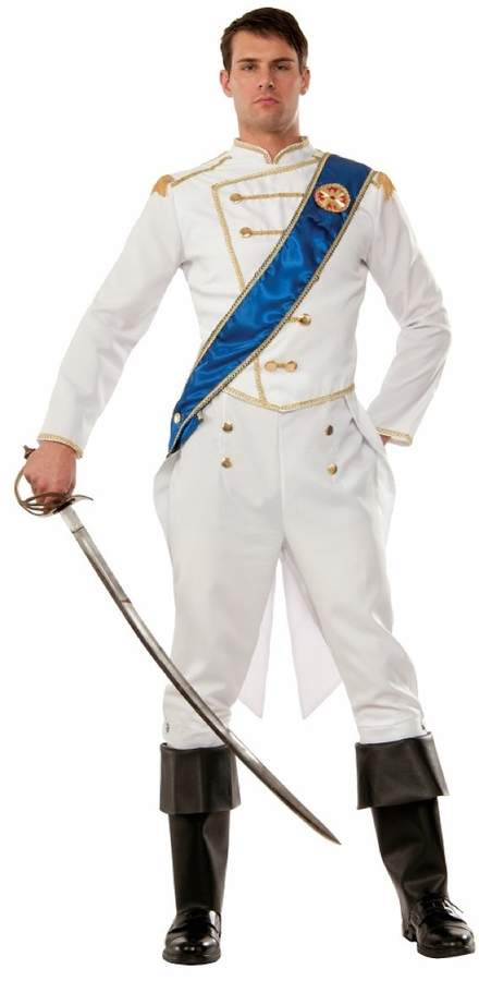 Forum Men's Happily Ever After Prince Costume