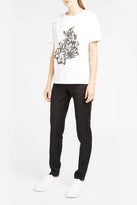 Paul & Joe Anselm Abstract Flower-Print T-shirt