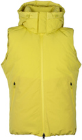 Descente Dualism Yellow Down Filled Gilet