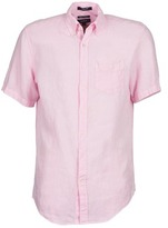 Gant THE LINEN SHIRT Pink