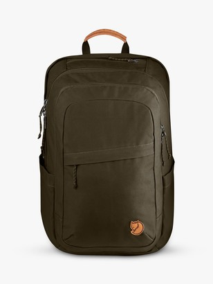 Fjallraven Raven 28L Backpack, Dark Olive