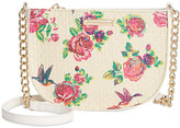 Betsey Johnson Mini Crescent Crossbody Bag, a Macy's Exclusive Style