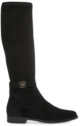 Kate Spade Verona Knee-High Suede Boots