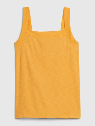 Gap Squareneck Tank Top