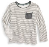 Splendid Boy's Stripe French Terry Sweatshirt