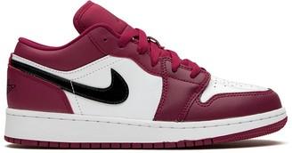 Nike Kids TEEN Air Jordan 1 Low (GS) noble red