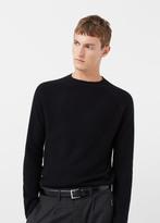 MANGO MAN 100% Cashmere Sweater