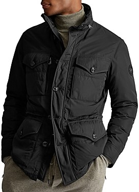 Polo Ralph Lauren Rlx Ralph Lauren Water-Repellent Down Field Jacket