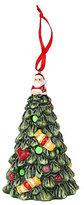 Spode Christmas Tree Multicolor LED Ornament