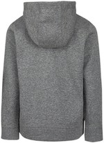 Nike Younger Child Club Full Zip Hoodie - Dark Grey